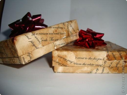упаковочные коробочки фото 3