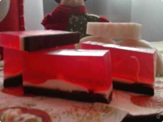 """В одном интернет магазине нашла ароматизатор """"Новогодняя елка"""". Мыло пахнет елкой, мандаринами, шоколадом)) фото 2"""