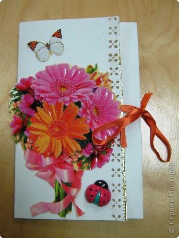 На День матери мы писали письмо маме, а потом делали конвертики для этих писем из всего, что было у нас под рукой. Конвертики все получились разные, но такие красивые. фото 5