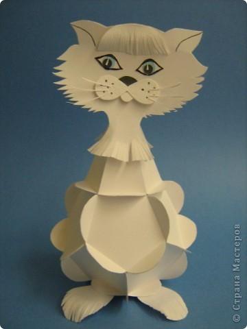 Традиционно изготавливаем символы года в разных технологиях, такой котенок будет замечательным подарком!!! Ничего сложного, и довольно быстро  фото 9