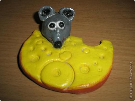 Крыс с монетои и с сыром фото 3