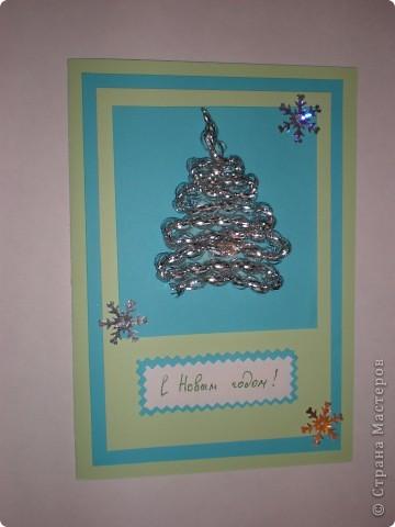 Новогодние открытки фото 7