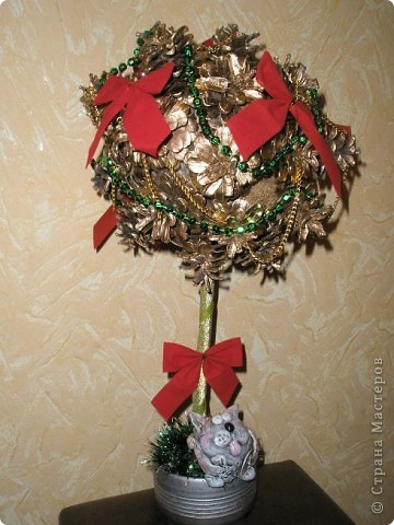 Рождественское дерево фото 1