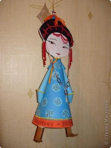 кукла буряточка фото 1