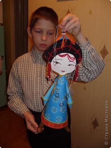 кукла буряточка фото 2