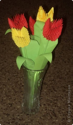 Букет тюльпанов. фото 2