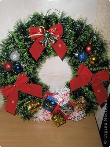 Рождественское дерево фото 2