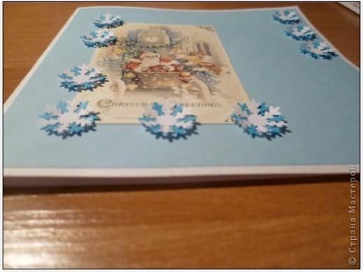 Еще немного моих апликашек   снежинки фото 2