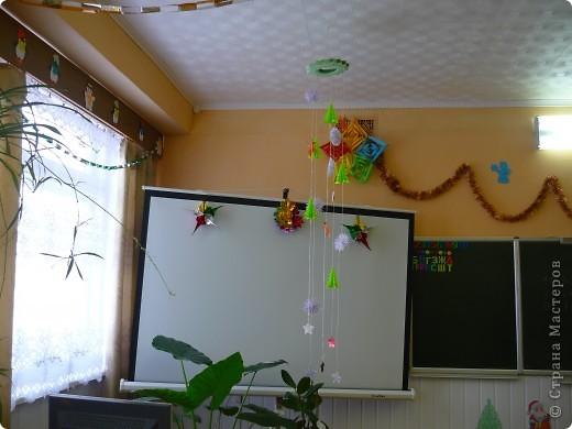 Украшение двери при входе в класс фото 2