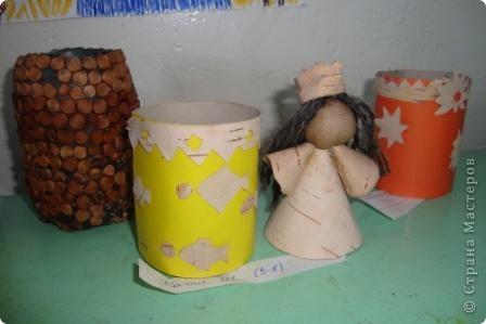 работы детей моего класса из природного материала фото 5