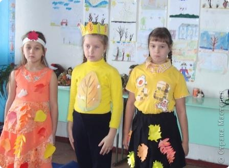 дети рисуют осень фото 9