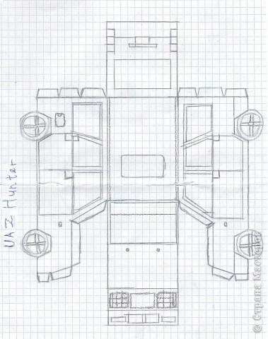 Схемы развертка выкройка шаблоны