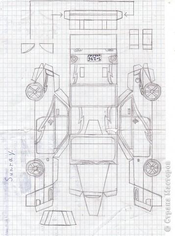 Эту модель разработал в прошлом учебном году Галаев Алексей(10 лет). фото 6