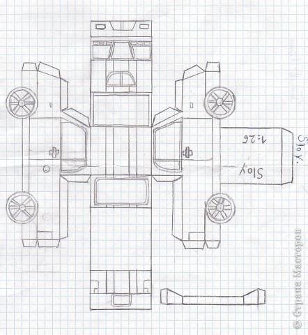 Эту модель разработал в прошлом учебном году Галаев Алексей(10 лет). фото 4