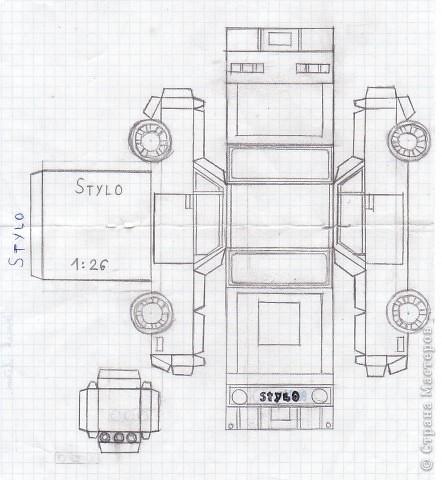 Эту модель разработал в прошлом учебном году Галаев Алексей(10 лет). фото 5