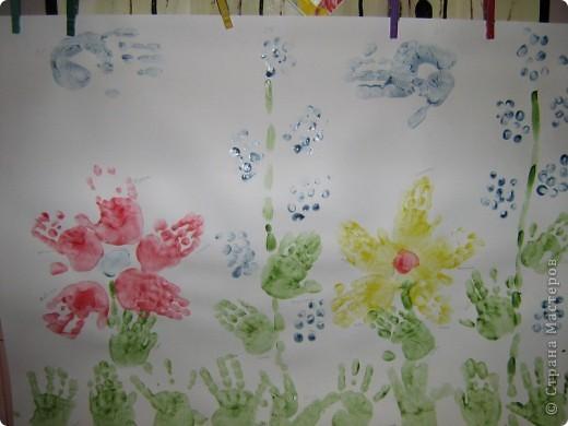 Рисование пальчиками фото 5