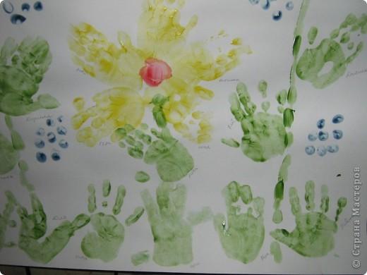Рисование пальчиками фото 1