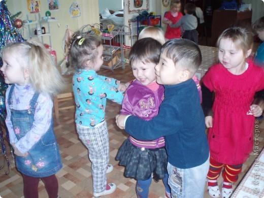 вот так мы готовимся:)))) устраиваем танцы в группе,  фото 6