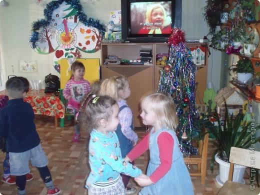 вот так мы готовимся:)))) устраиваем танцы в группе,  фото 1
