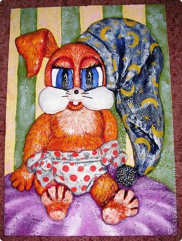 Крольчонок, правда окраска, больше на лисью похожа :-)))) но все равно это кролик фото 1