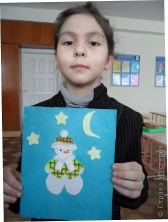 Снеговик Милены фото 3
