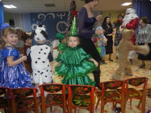 Новогодний костюм Ёлочки | Страна Мастеров - photo#30