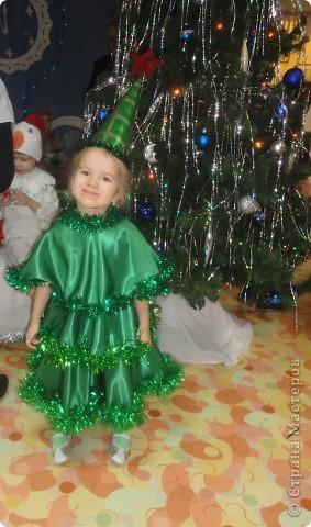 Новогодний костюм Ёлочки фото 1