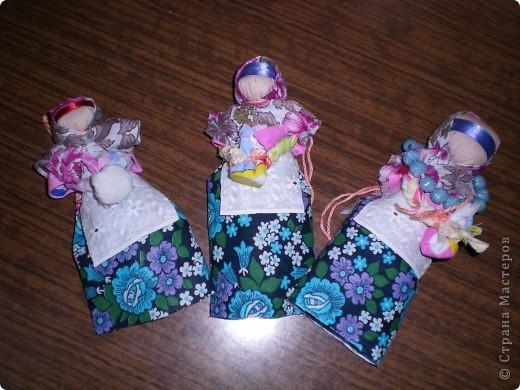 Куклы-обереги фото 1