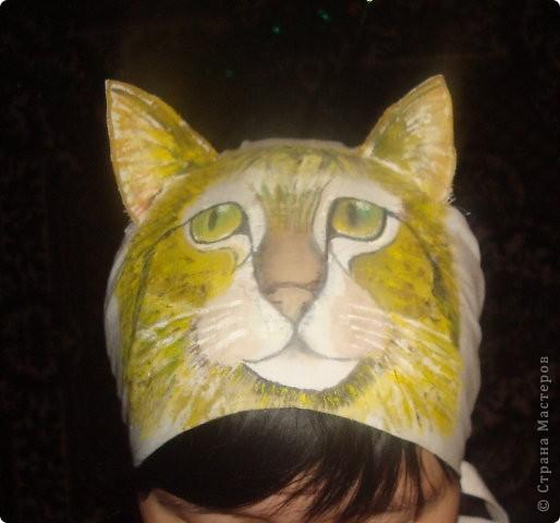 Решила сшить костюм кота на новый год.  фото 1