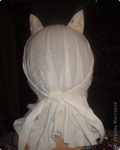 Решила сшить костюм кота на новый год.  фото 6
