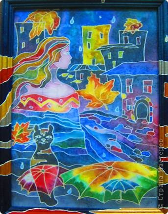 Город...Осень...(триптих) фото 1