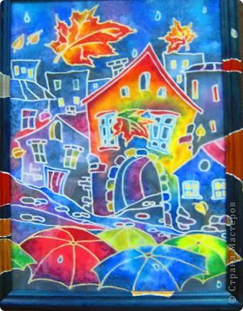 Город...Осень...(триптих) фото 2