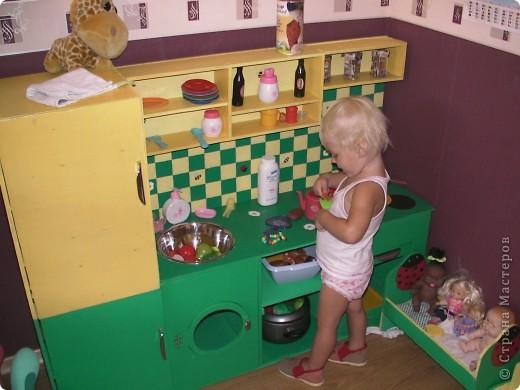 Детская кухонка фото 2