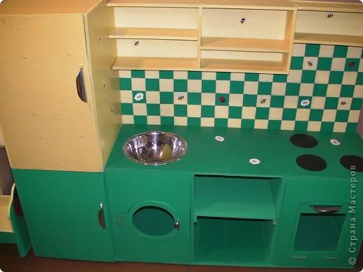 Детская кухонка фото 1