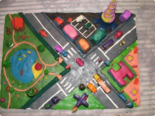 Городская улица фото 1