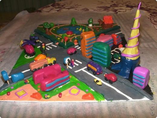 Городская улица фото 3
