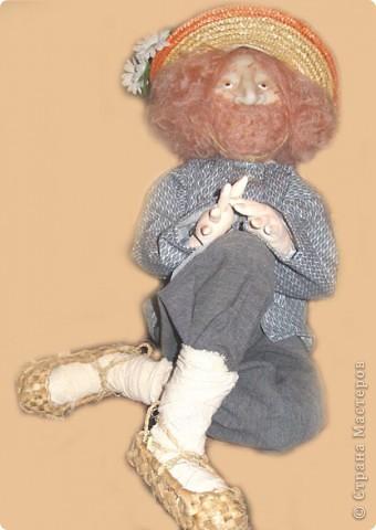 мсье Жан, текстиль, но приятно... фото 2