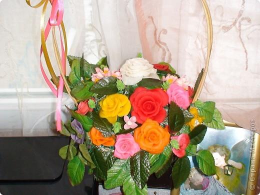 Цветы на подарок фото 1