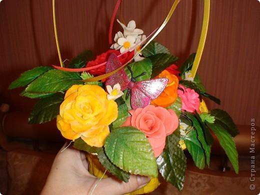 Цветы на подарок фото 6