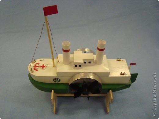 Модель построил ученик 6-го класса Тимур. фото 2
