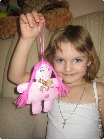 вот и мы решили сделать игрушки на елку своими руками.  фото 5