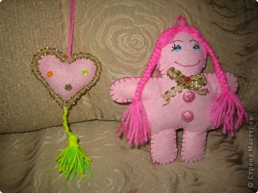 вот и мы решили сделать игрушки на елку своими руками.  фото 3