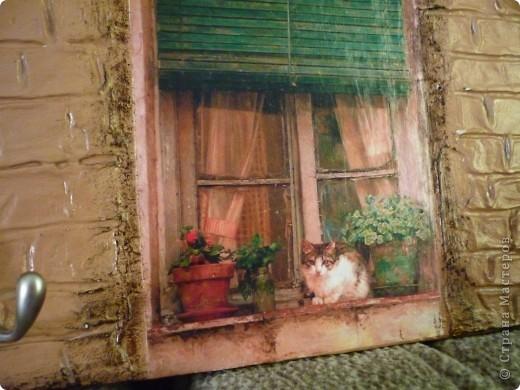 ключница  Испанская кошка фото 2