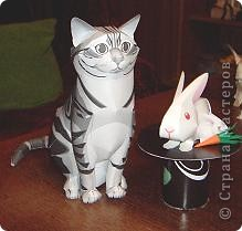 Это кот и кролик-копилка. фото 1