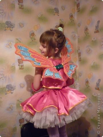 вот такой костюм я делаю доче. осталось немного,но нетерпится показать фото 7