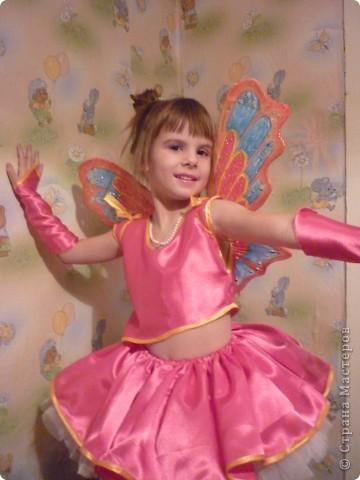 вот такой костюм я делаю доче. осталось немного,но нетерпится показать фото 8