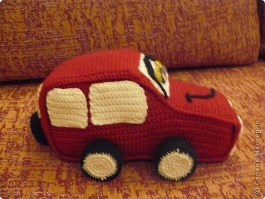 Машинка фото 3