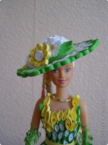 Племянница тоже увлекается квиллингом и вот такой подарок на день рождения я решила сделать. фото 2