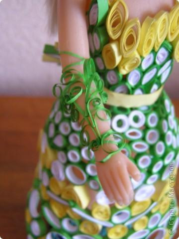 Племянница тоже увлекается квиллингом и вот такой подарок на день рождения я решила сделать. фото 6