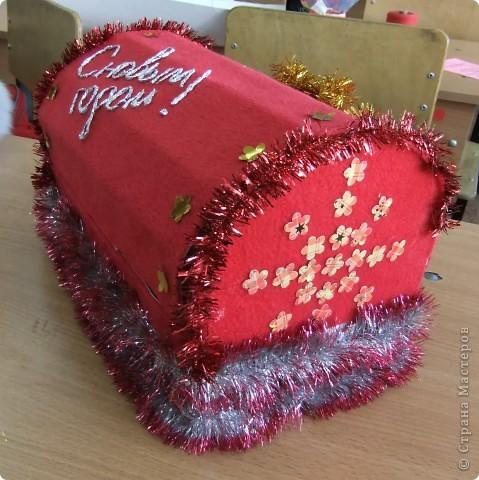 Моделирование новогодней упаковки  фото 2